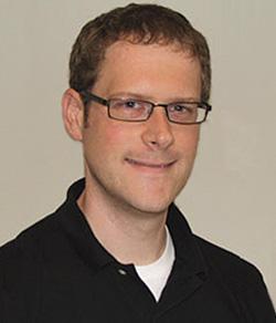 Presenter Seth Horne